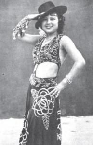 Pilar Shong, nieta de Jesús, fue una conocida cupletista española.
