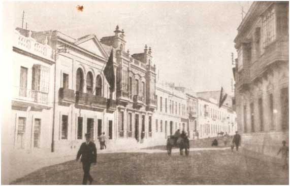 Historia de los Relojes de Pared o Murales onubenses (I)