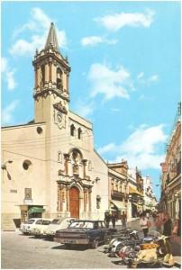 Sístole y diástole del corazón onubense: la calle e iglesia de la Concepción.