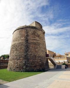Torre Almenara de Punta Umbría.