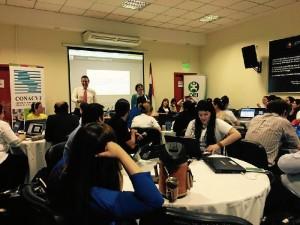 El seminario ha tenido una parte presencial en Asunción y otra virtual.