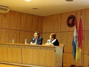 En el seminario estuvieron presentes destacadas personalidades del país.