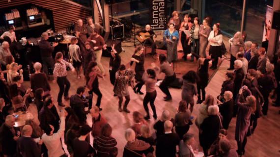 El Destino Huelva centra la atención de la clausura de la 'Flamenco Biennale' de Holanda
