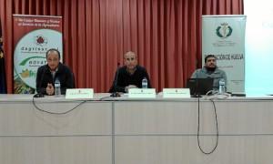 La ponencia estuvo impartida por el Ingeniero Agrónomo D. Gonzalo Allendes Lagos.