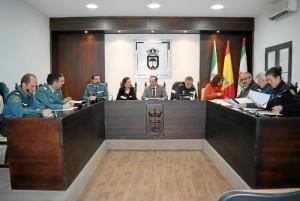 Celebrada Junta Local de Seguridad con motivo de la Candelaria.