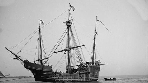 El destino de la campana de la Santa María, uno de tantos misterios por resolver de la nao capitana de Colón