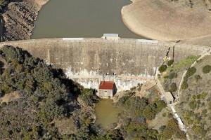 La Presa de Beas aporta un agua de gran calidad a Huelva capital y su área de influencia.