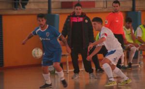 El Almonte FS, con su victoria en La Palma, acreditó su excelente momento de forma.