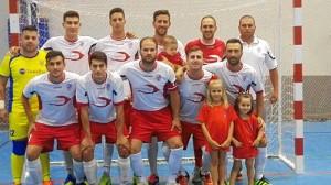 El Almonte FS se mide este sábado al potente Cádiz Virgili.