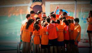 Una jornada más los deportistas del CN Huelva dominaron en el Trofeo FAN.