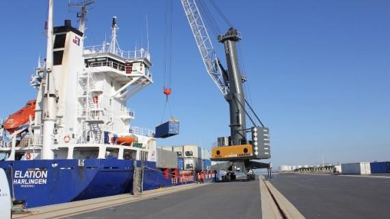 HuelvaPort promueve una jornada para incrementar el tráfico de mercancía con Canarias a través del Puerto de Huelva