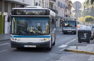 Autobús de Emtusa.