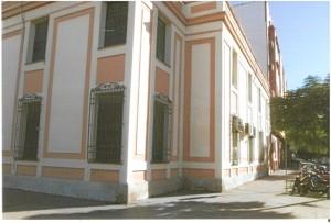 Otra perspectiva del antiguo edificio de Correos