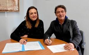 El Ayuntamiento de Huelva ha suscrito un convenio de colaboración con la Asociación de Arte y Acción Social 'La Tarara' .