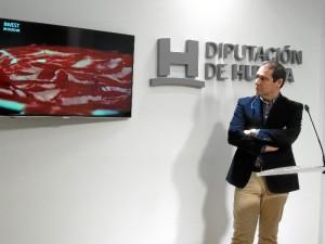 José Luis Ramos, en rueda de prensa.