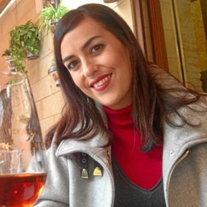 Ana Aledo ha puesto en marcha la web 'Come, Reza, Ana'.