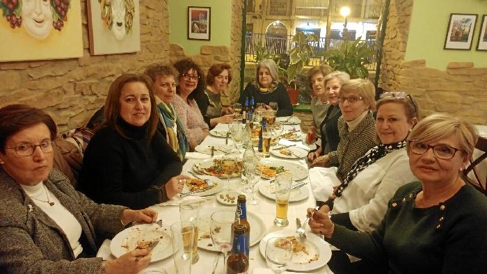 Cena de convivencia celebrada en Madrid.