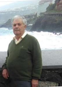 José Manuel Mora Ramírez ha desaparecido.