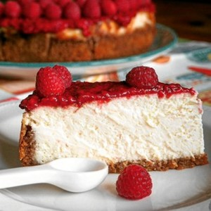 Receta de la famosa 'New York cheesecake'.