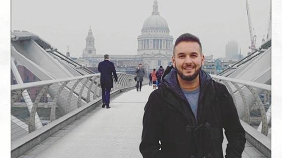 El profesor Manuel Núñez muestra bajo el alias 'Onubatraveller' sus viajes por más de 30 países de todo el mundo