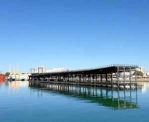 Es uno de sus rincones preferidos de Huelva.