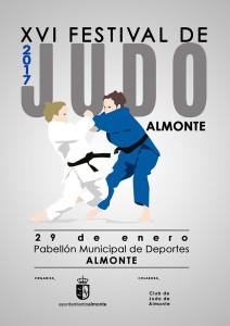 Cartel del evento deportivo que tendrá lugar este domingo en Almonte.