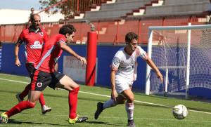 Cartaya y La Palma dirimen este domingo un atractivo derbi en la División de Honor Andaluza. / Foto: Antonio Alcalde.