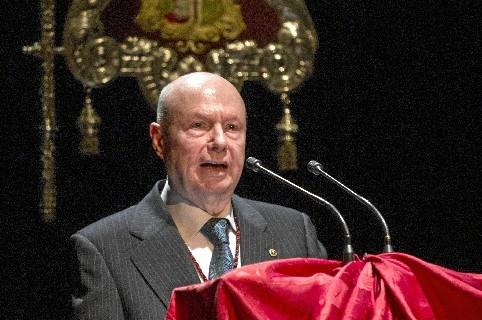 El historiador Francisco Ramón Galván pregona las Fiestas de San Sebastián en Huelva