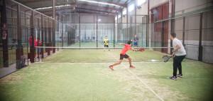 Un éxito resultó el Torneo de Pádel Escolar celebrado en las pistas cubiertas del Club 'Sube a la Red', de Ayamonte.