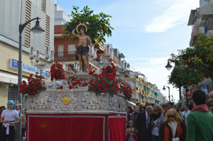 Punta Umbría celebra las Fiestas de San Sebastián.