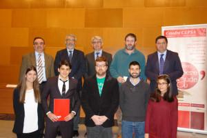 Distinguidos con el premio Sapere Aude.