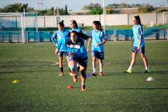 Las onubenses confían en hacer un buen papel ante el Athletic.