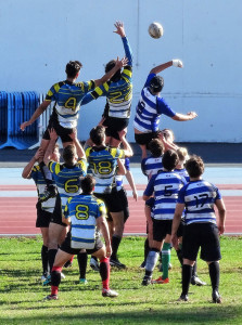 Difícil compromiso en Córdoba para el Tartessos Sub 18 de rugby.