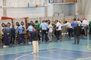 La gran afluencia de participantes conllevó que el evento tuviera que ser distribuido en dos jornadas.
