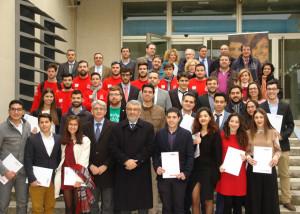 Los premiados y distinguidos así como quiénes han recibido ayudas a proyectos e iniciativas docentes y de investigación.