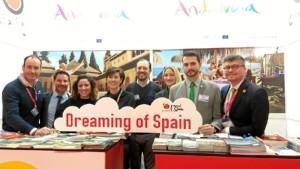 El Patronato Provincial de Turismo de Huelva participa en la Feria Holiday World Show de Dublín.