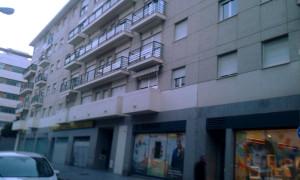 Calle Sánchez Barcaiztegui.