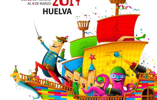 Cuenta atrás para el Concurso de Agrupaciones del Carnaval Colombino 2017