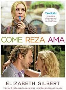 El nombre de su página está inspirada en la exitosa novela y la película con el nombre de 'Come, Reza, Ama', que fue protagonizada por Julia Roberts. / Foto: violetaazul.blog.