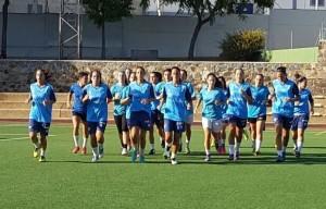 El Sporting tiene por delante dos semanas de trabajo antes del choque en el Nuevo Colombino.