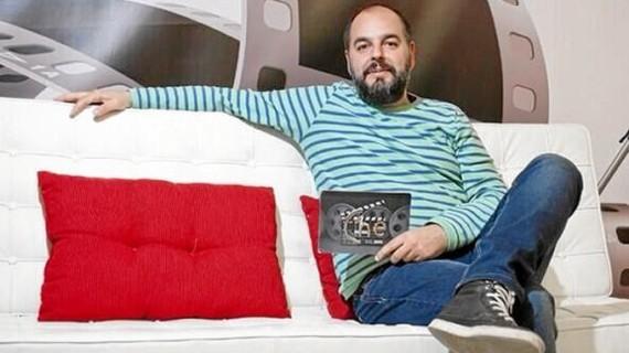 """Esteban Magaz: """"Nuestro cine está hecho a contracorriente, o lo ves en Islantilla o no lo ves en ninguna otra sala"""""""