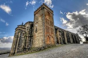 Castillo de Aracena. / Foto: http://www.andalucia.org/.