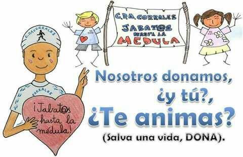 El banco de donantes de médula se pasará por Corrales en febrero