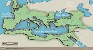 El monarca construyó una flota para establecer relaciones comerciales con los pueblos vecinos del Mediterréneo. / Foto: Profesores en linea.
