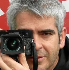 Su primera incursión en este mundo fue a través de la fotografía.