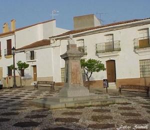 Plaza Talero de Zalamea. / Foto: verpueblos.com