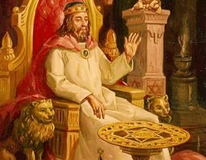 El Rey Salomón es un personaje bíblico, que siempre ha generado mucho interés.