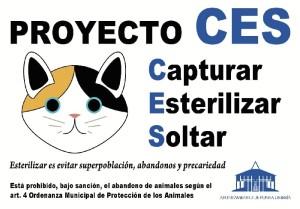 Cartel de la campaña que se va a poner en marcha en Punta Umbría.