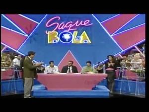 Trabajó en el mítico 'Saque Bola'. / Foto: youtube.