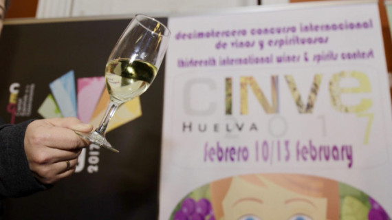 Varias bodegas onubenses, galardonadas en los Premios CINVE 2017
